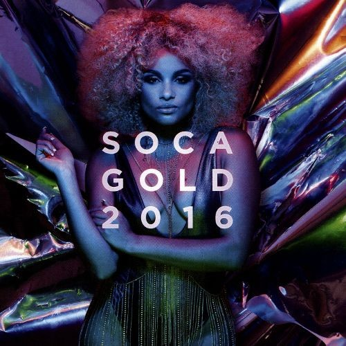 Soca Gold 2016 [CD & DVD]