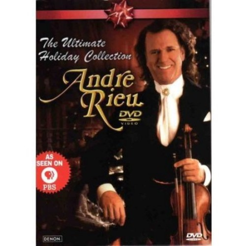 The Ultimate Holiday Collection [DVD]