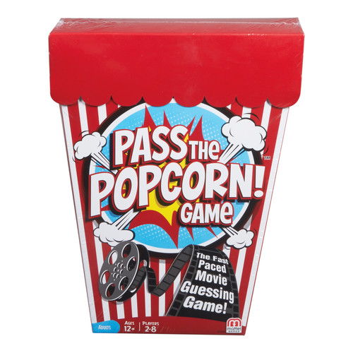 Mattel Pass The Popcorn Game