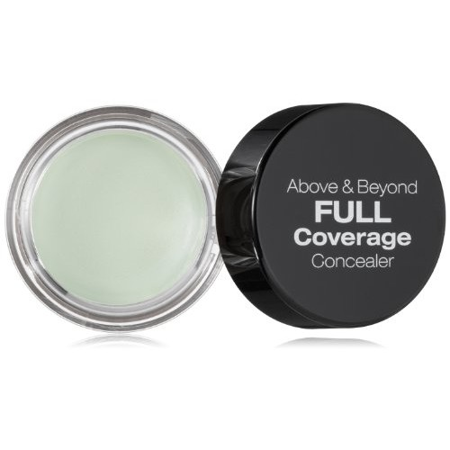 NYX Cosmetics Concealer Jar, Green, 0.21-Ounce [Green, 0.25 Ounce]