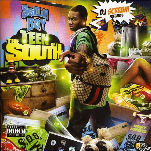 The Teen of the South [CD] [PA]