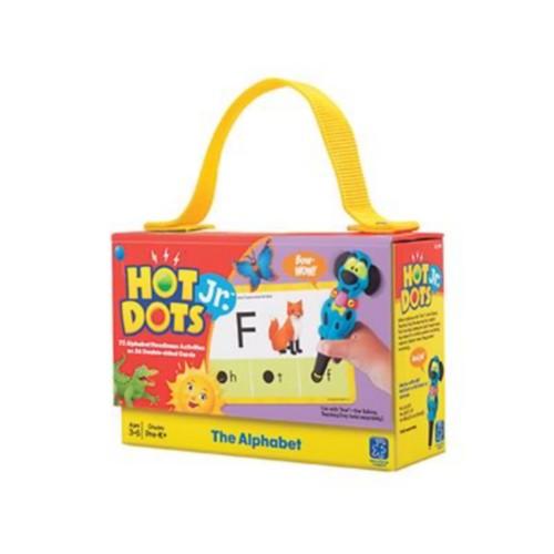 Hot Dots Jr. Card Set, The Alphabet