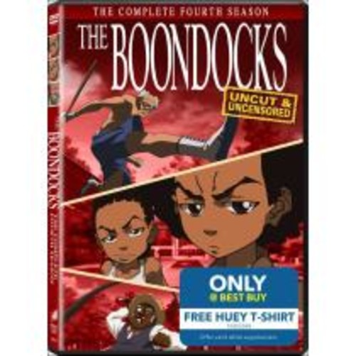 BOONDOCKS, THE: FOURTH SEASON ONLY @ BBY (DVD) (Only @ Best Buy)