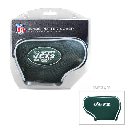 Team Golf USA New York Jets Blade Putter Cover