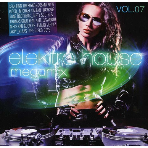 Elektro House Megamix [CD]