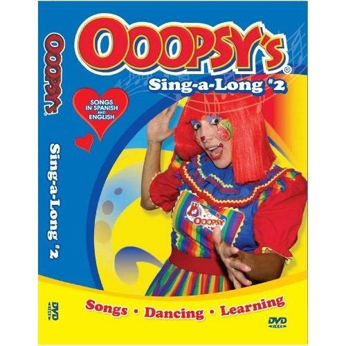 Ooopsy's Sing-A-Long 2 [DVD]