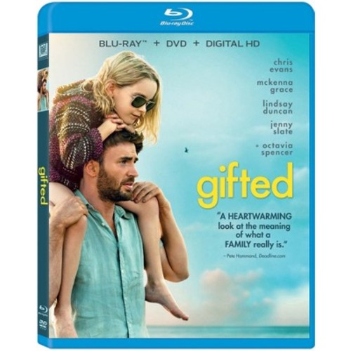 Gifted [Blu-Ray] [DVD] [Digital HD]
