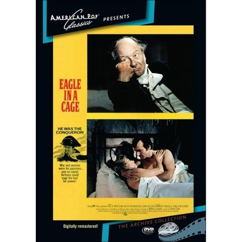 The Eagle in a Cage [DVD] [1971]