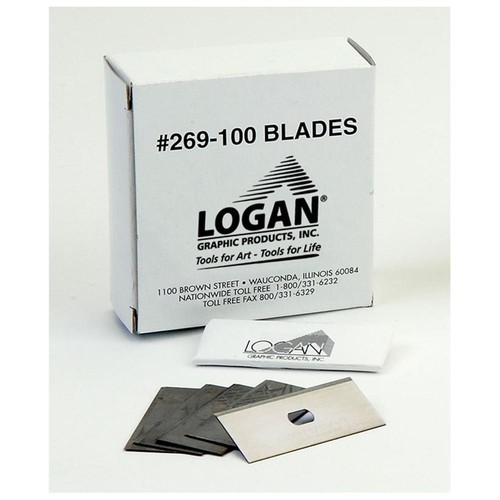 Replacement Blade 100 pack Blade for Framer's Edge