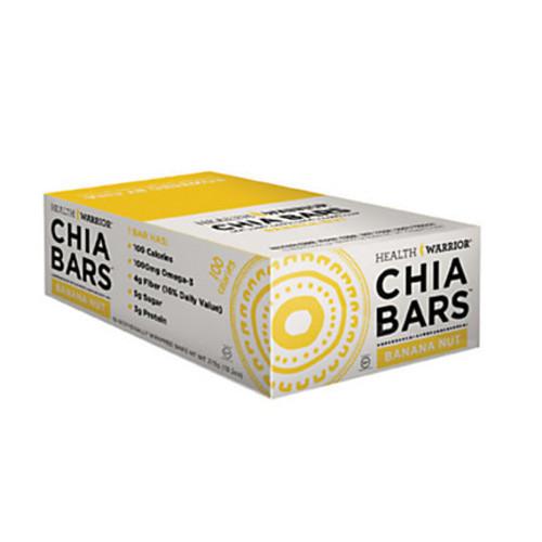 Health Warrior Chia Bars Banana Nut -- 15-.88z Bars
