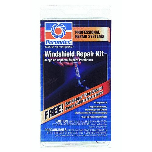 PERMATEX Windshield Repair Kit - 09103