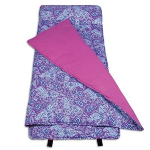 Wildkin Ponies Nap Mat in Purple
