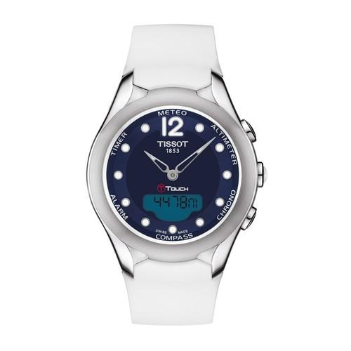 Women's T-Touch Lady Solar Watch, 38mm