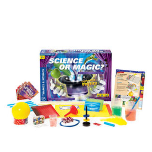 Thames & Kosmos Science Experiment Kit - Science or Magic?