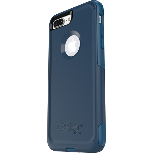 OtterBox - Commuter Series Case for Apple iPhone 7 Plus - Blue