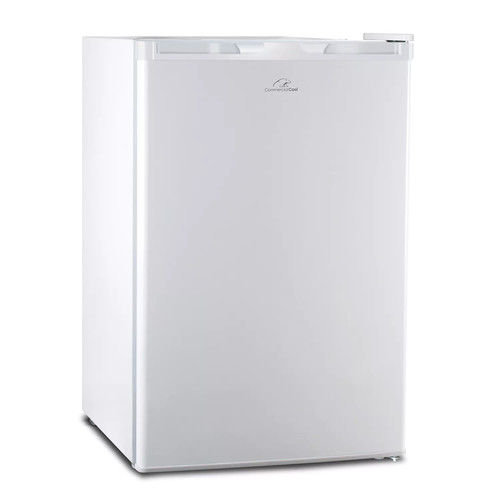Commercial Cool 4.5 cu. ft. Mini Refrigerator with Freezer in White