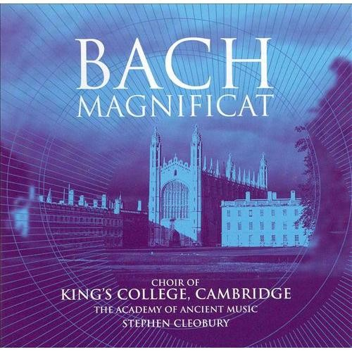 Bach: Magnificat [CD]