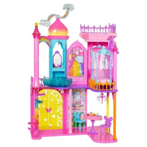 Barbie Dreamtopia Rainbow Cove Princess Castle