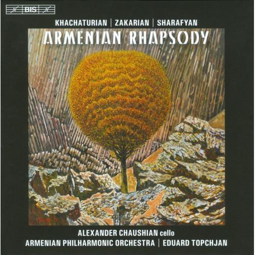 Armenian Rhapsody - CD