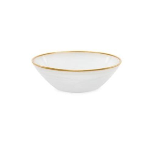Alabaster Cereal Glass Bowl