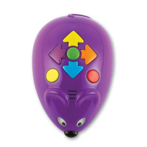 Learning Resources Code & Go Robot Mouse - Code & Go Robot Mouse