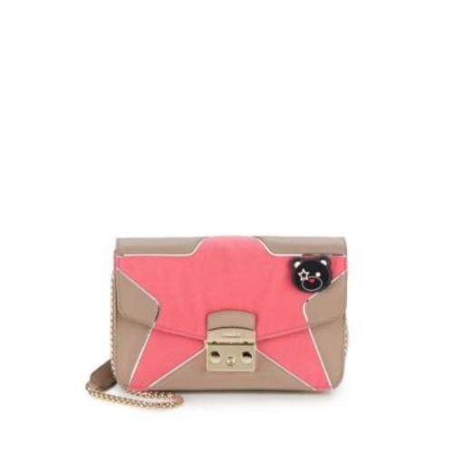 Furla - Metropolis Star Patterned Crossbody Bag