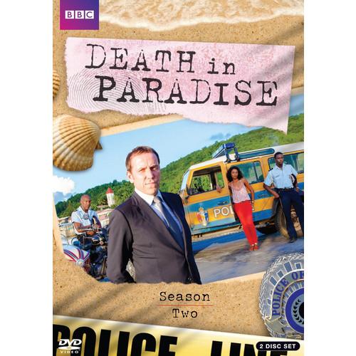 Death in Paradise: Season Two [2 Discs] [DVD]