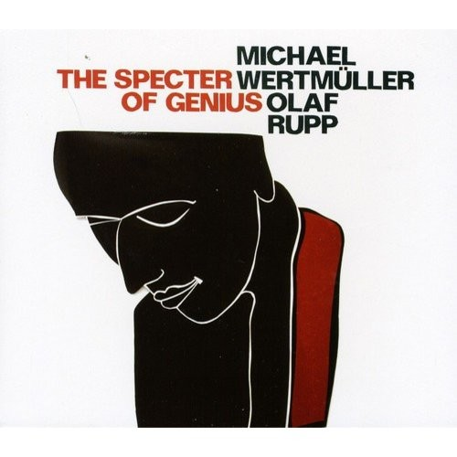 The Specter of Genius [CD]