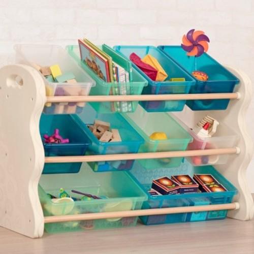 Storage Bin Organizer - Mint- B.Spaces