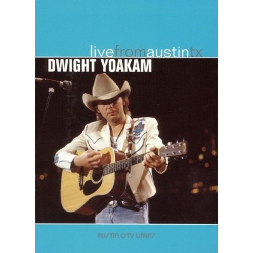 Live From Austin TX: Dwight Yoakam DTS/2