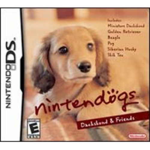 Nintendogs (Miniature Dachshund) [Pre-Owned]