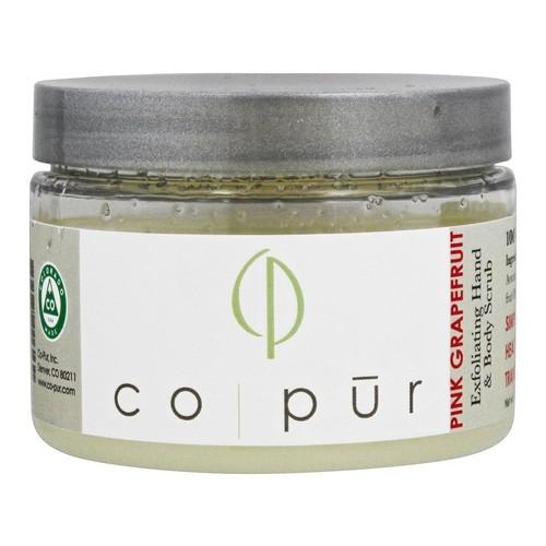 Co-Pur - Exfoliating Hand & Body Scrub Pink Grapefruit - 12 oz.