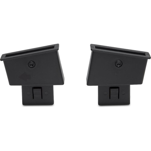 J is for Jeep Brand Jogger Car Seat Adapter for Britax B-Safe 35 Car Seat - Black
