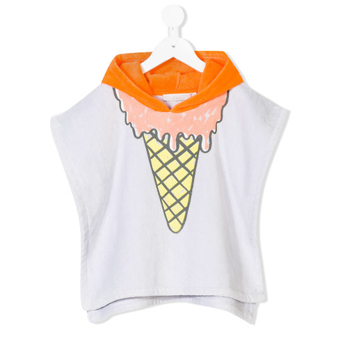 Chuckle ice cream poncho
