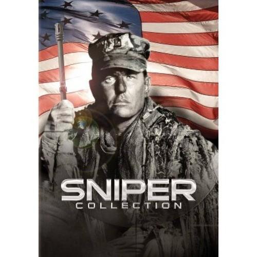 Sniper/Sniper 2/Sniper 3/Sniper: Reloaded [4 Discs] [DVD]