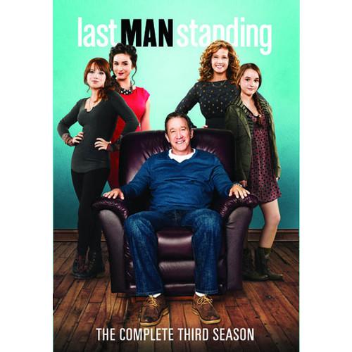 Last Man Standing, Season 3 DVD-9