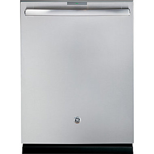 GE PDT845SBLTS Profile ENERGY STAR Series Stainless Steel Interior Dishwasher with Hidden Controls