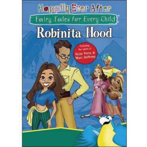 Happily Ever After: Robinita Hood [DVD] [2000]