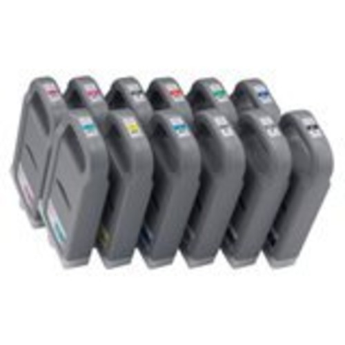 Canon Compatible PFI-302MBK Matte Black Standard Yield Wide Format Inkjet (330 ML) (2215B001AA)