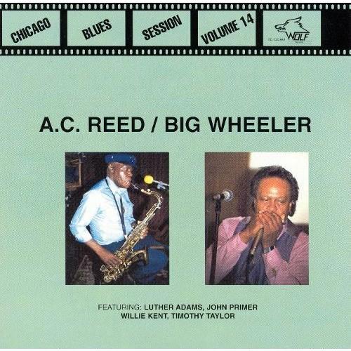 Chicago Blues Session Volume 14 CD (2001)