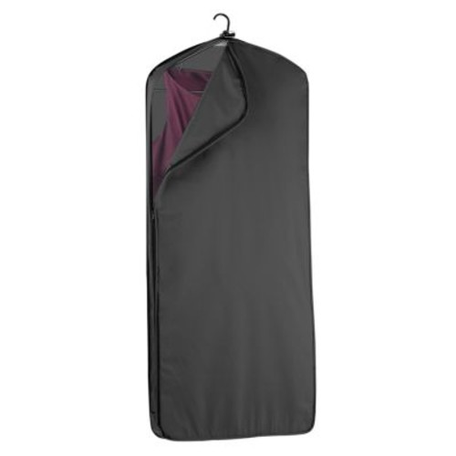 WallyBags 52 Inch Garment Cover [Black, One Size]
