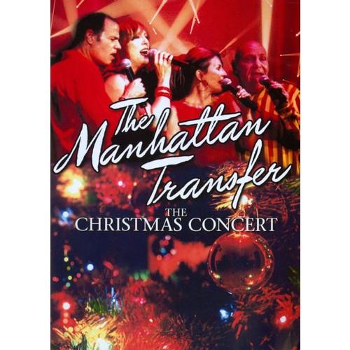 The Manhattan Transfer: The Christmas Concert [DVD]