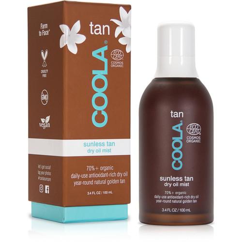 Gradual Tan Dry Body Oil