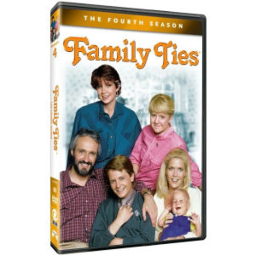 Family Ties - Season 4