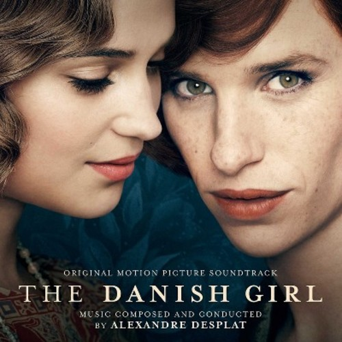 The Danish Girl [Original Motion Picture Soundtrack] [CD]