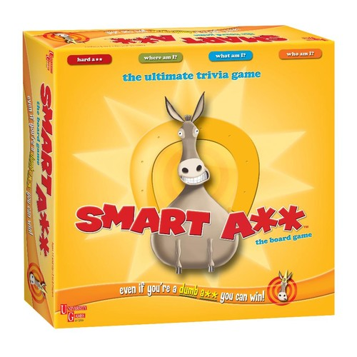 University Games Smart A** The Ultimate Trivia Board Game