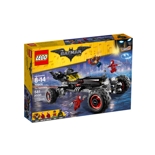 LEGO THE  BATMAN MOVIE The Batmobile #70905