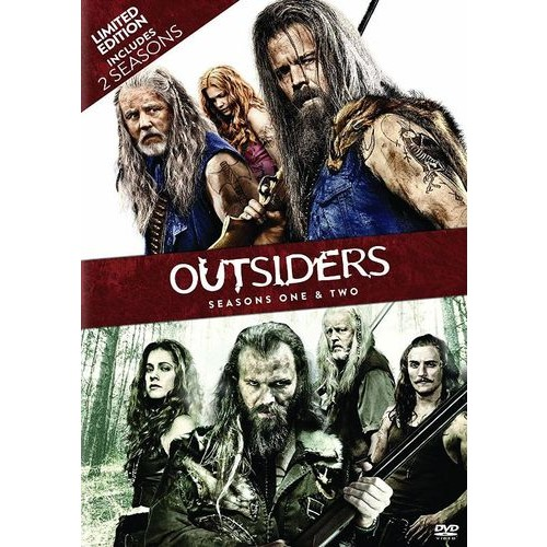 Outsiders: Seasons One and Two [8 Discs] [DVD]