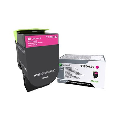 Lexmark CS/X417/517 High Yield Magenta Toner