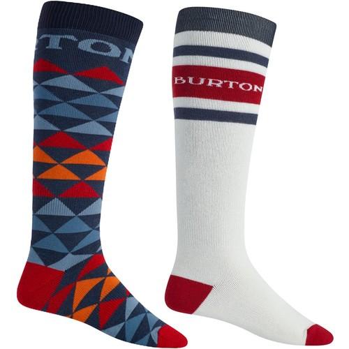 Burton Men's Weekend Socks 2 Pack